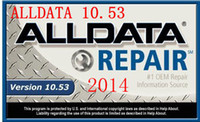 For BMW alldata and mitchell software - 2014 Alldata and Mitchell on demand repair and Estimator car repair software for all cars in with G external HDD R fits Windows xp