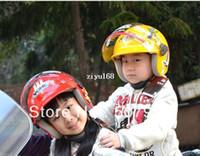 Wholesale Kids Open Face helmet Kids Motorcycle Helmet Safety Helmet high quality D