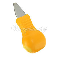 Wholesale Freel Shipping Yellow Watch Back Case Cover Opener Knife Knives Removal Remover Repair Kit Tools Watchmaker