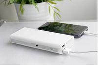 Wholesale 1pc Retail ROMOSS sense mah Dual USB external battery pack power bank charger for iPhone iPad iPod Samsung HTC Smartphone