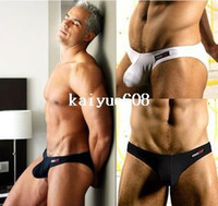 Wholesale any mens underwear briefs discount penis cock sexy hot designed pants for men bikini pouch mesh wonderjock
