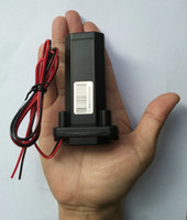 Wholesale GPS Tracker Mini car alarm Time Bands GSM GPRS AT gps Tracking device for truck motorcycle