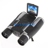Wholesale 5MP Digital Binoculars Telescope Camera Full HD P Outdoor Video Recorder DVR