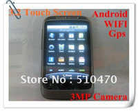 """35Phone 3.2 Android New Arrival ! Lowest Cost Android 2.2 OS Cell Phone STAR A02 3.2"""" Screen WIFI Phones 100% Unlocked Freeshipping"""
