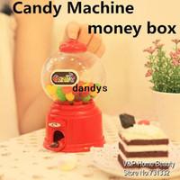money piggy bank - Candy machine Piggy bank atm Money box Saving Coin box Unique toy Decorative Novelty household gift zakka dandys