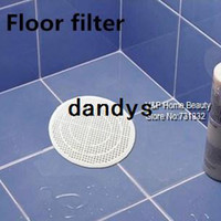 Wholesale 6 Floor Drain filter Linear shower drain Filter outdoor drain cover sink cover banco strainer bathroom accessory dandys