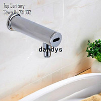 Wholesale TB2038 Hands Touch Free Automatic Touchless Sensor Faucet basin tap Battery faucet Rotating spout torneira hansgrohe banheiro dandys
