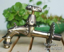Discount decorative outdoor faucet 2017 decorative outdoor faucet on sale at - Buiten muur kraan decoratieve ...