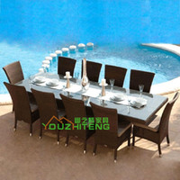 Wholesale Outdoor balcony patio furniture outdoor chairs outdoor garden rattan export small family leisure brand Specials
