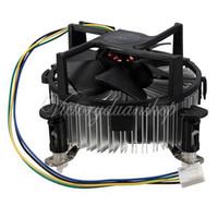Wholesale Computer Desktop PC Aluminum CPU Heatsink Cooler Fan for Intel Core LGA Socket to G E97375 Pin