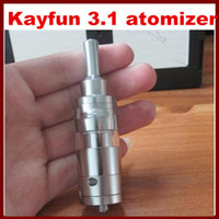 Kayfun 3. 1 atomizer Kayfun Lite 3. 1 cartomizer for ego Elect...