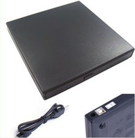 Wholesale 10pcs External Portable USB DVD ROM CD RW CDRW Combo Drive Player Reader