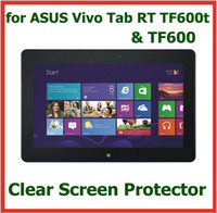For ASUS asus vivo - 10pcs Ultra Clear LCD Screen Protector for Asus Vivo Tab RT TF600 TF600t Protective Guard Film