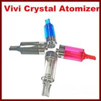 Vivi Protank Crystal Tank Mini Atomizer for Ego Electronic C...