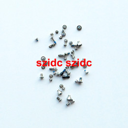 Original New Full Screws Set For iPhone 5C Replacement Parts With 2pcs Bottom Screws Wholesale 100set lot Top Quality