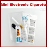 Disposable e cig Mini Healthy E- cigarette E- cig Mini Electro...