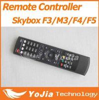 Wholesale 1pc Remote Control for Original Skybox F3 M3 F4 F5 F3S F5S F4S A3 A4 M5 openbox V5S satellite receiver post