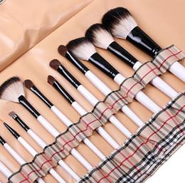 Wholesale 20 Best Seller Goats Hair Makeup Brush Set Professional Cosmetic Makeup Brush Set