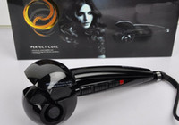UA Black PTC Conair Curl Secret Automatic professional magic tec hair curler fast ship by DHL