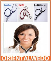 Wholesale 100 Brand New Professional Acoustical Littmann Classic Auscultatory Stethoscope new