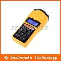 Wholesale LCD Ultrasonic Distance Meter Measurer Laser Pointer