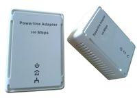 200Mbps / 500Mbps Настенный адаптер Powerline адаптер Электрический сети Ethernet сетевые адаптеры связи быстро стабильные сигналы горячей продажи