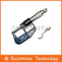 Wholesale mm mm LCD Electronic Digital Micrometer Meter outside