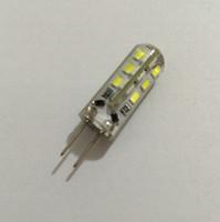 Spotlight Power LED 2w ON SALE High Power SMD3014 2W AC DC12 G4 car light 110lumens 50000hours lifespan