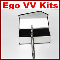 Ego VV Electronic Cigarettes kits e- cigarette e- cig Adjustab...