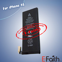 Wholesale Hot item For iphone S Battery V mAh High Capacity Battery amp