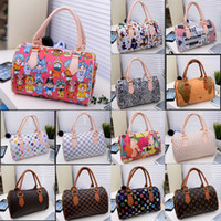 Wholesale 2014 Latest Trend Faux Leather Baguette Print Lady s Handbag Croosbody Retro Shoulder Bag CA05001