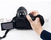 Wholesale Brand New High Quality Black Camera Wrist Strap Hand Grip for Canon Nikon Sony Olympus SLR DSLR Camera Strap