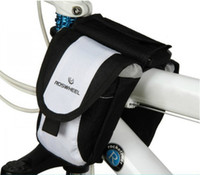Wholesale High Quality PVC Fabric Bike Package Colorful Bicycle Saddle Bag Bike Bags Bicycle Accessories