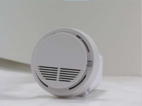 Wholesale Home Security Ststem Smoke Detector Alarm Fire Sensor Independent Sensor High Sensitivity
