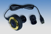 Wholesale 3 MP USB CMOS MICROSCOPE TELESCOPE DIGITAL CAMERA EYEPIECE NEW