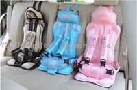 Wholesale Safe Portable Protection Baby Infant Child Car Safety Seats Car Necessities Portable Baby Child Infant Beige Blue Pink Good Quality