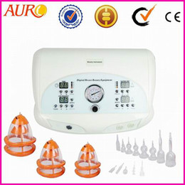Wholesale Spa salon use for nipple massage and vacuum breast enlargement equipment CE approval AU
