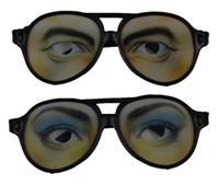 Wholesale Manufacturers selling Halloween glasses Funny glasses Party glassesHot sale party props Wacky funny glasses