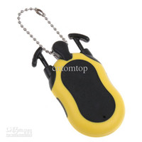 Wholesale Mini Handheld Golf Stroke Shot Putt Score Counter Keeper with Key Chain H8352