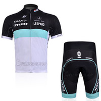 Short trek bike - TREK Leopard Cycling Jerseys Bicycle Bike Team High stretch Fabric with Skin tight Areo Cut and Wicking Treatment for Cyclists