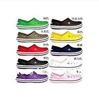 Wholesale Fashion Brand classic Crocband sandals New Men amp Women s unisex sandals Sandals Hole slippers beach shoes Retail