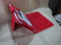 Keyboard Case 7.9'' For Apple Cheap!! iPad mini Bluetooth keyboard Leather cases for iPad mini Bluetooth Keyboard Leather case free shipping