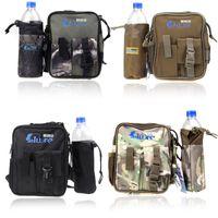 Wholesale 4 Colors Multifunction Waterproof Fishing Bag Waist Fishing Rod Lure Tackle Bag H10270