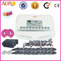 Wholesale Promotion Electro Stimulation Instrument Losing Weight Physical Therapy Russian wave slimming beauty machine with CE approval AU