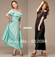 Wholesale 2014 new Brand designer Promotions hot trendy cozy fashion women clothes casual sexy dress Japanese lovely elegant ice silk