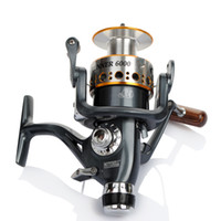 As the picture 1pcs 3days 1pcs new 2014 Free shipping high quality spinning reels baitrunner carp reels Mitchell Premium Runner 6000 5.1:1 9BB+1RB fishing reels