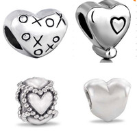Wholesale 8 off Charm silver beads for Pandora bracelet necklace kinds of style Jewelry DROP SHIPPING