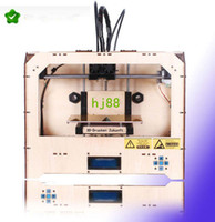 Household 3d printer MakerBot Replicator2 3D Printer 2 Extruders Based on MakerBot Replicator + 2 (ABS) filament