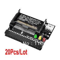 Wholesale Holiday Sale DUAL CF to Pin IDE Adapter Bootable