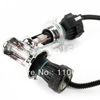 xenon light bulb - 2Pcs Car HID Xenon Light Headlight W H4 Beam HID Bulb Lamp Bi Xenon Light K